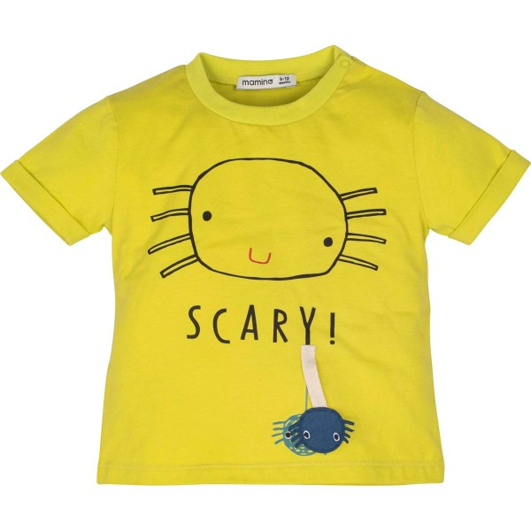 T-Shirt -Scary