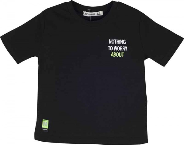 T-Shirt -nothing to worry about