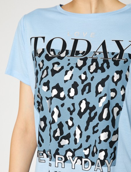 Damen T-Shirt -everyday is new day