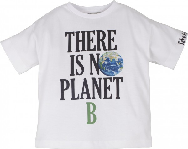 Jungen T-Shirt -there is no plant B