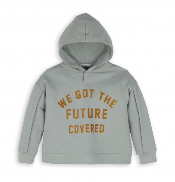 """Jungen Hoodie """"we got the future covered"""""""