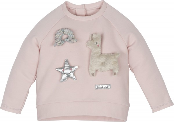 "Sweatshirt ""sweet girls"""