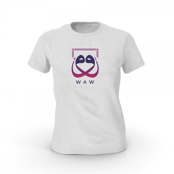 Damen T-Shirt -WAW