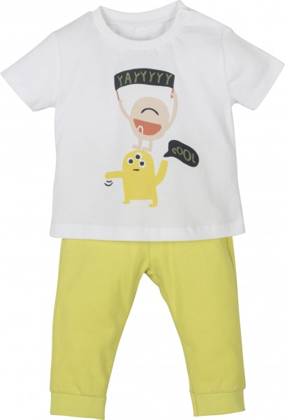 Set T-Shirt mit Hose