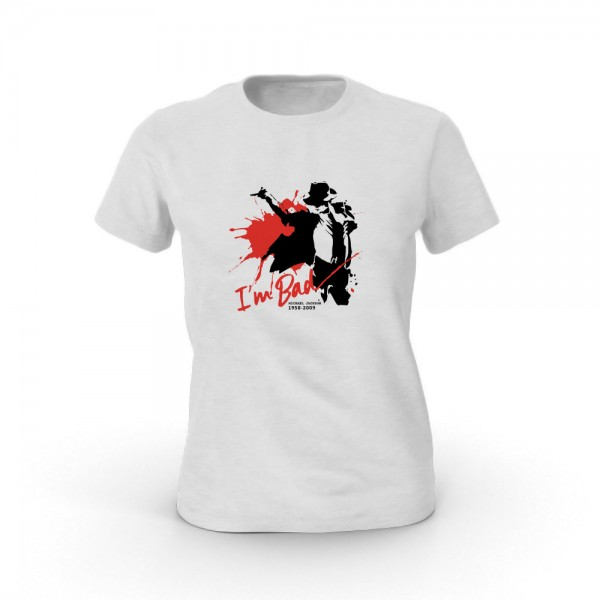 Damen T-Shirt -I am bad