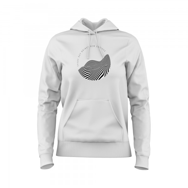 Damen Hoodie -Every day brings new choices II