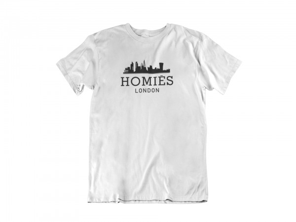 "Herren T Shirt ""HOMIES London"""