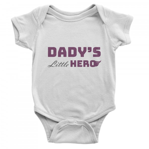 Baby-Body Dady's Little Hero