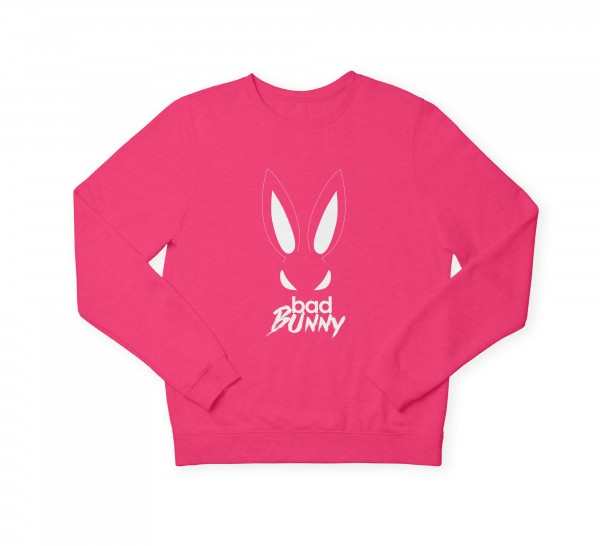 "Damen Sweatshirt ""Bad Bunny"""