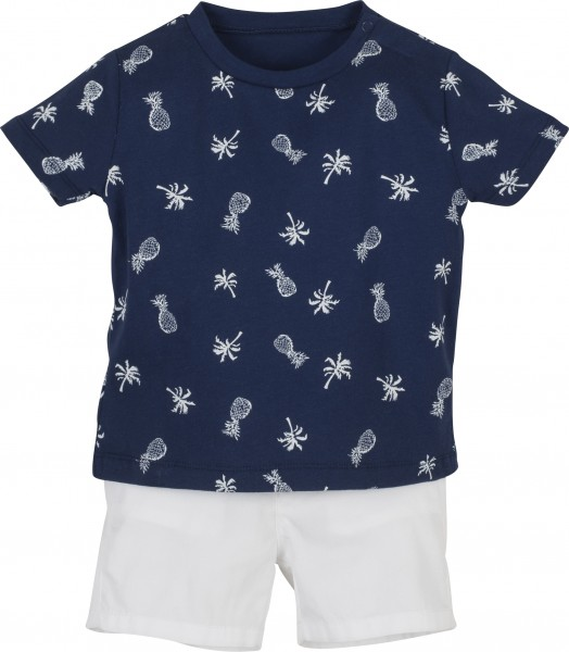 Set T-Shirt mit Short
