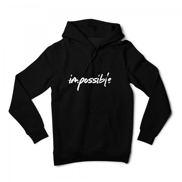 Herren Hoodie -Im-possible