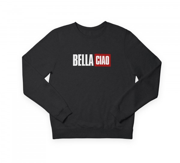 "Damen Sweatshirt ""Bella Ciao"""