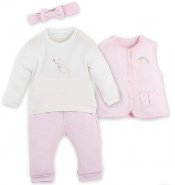 Newborn Set: 4-tlg
